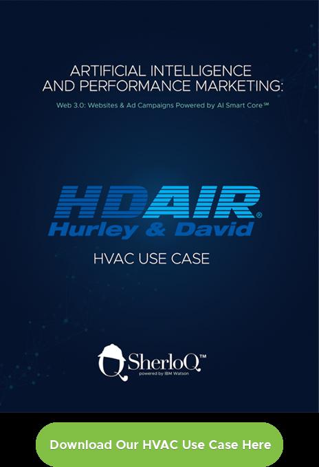 SherloQ HVAC case button